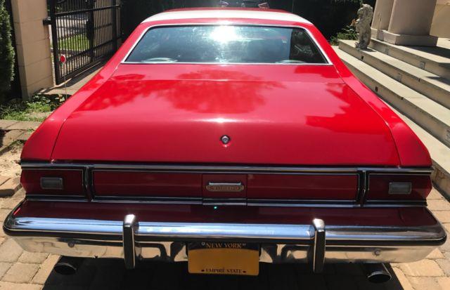 1976 ford gran torino 460 starsky hutch original 1 1000 bucket seats code 0022 classic ford. Black Bedroom Furniture Sets. Home Design Ideas