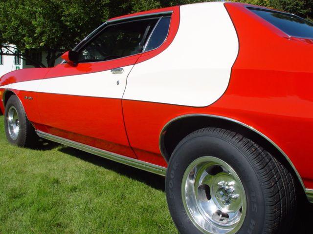 1976 ford gran torino starsky hutch big block 400 v8 a c born again torinos classic ford. Black Bedroom Furniture Sets. Home Design Ideas