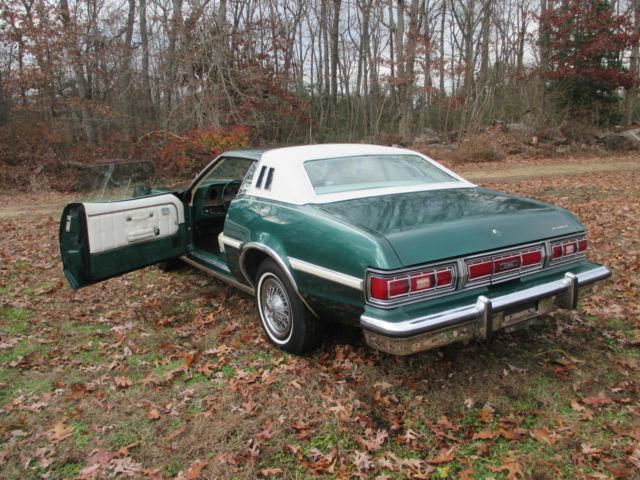 1976 ford grand torino elite 22 838 orig miles time. Black Bedroom Furniture Sets. Home Design Ideas