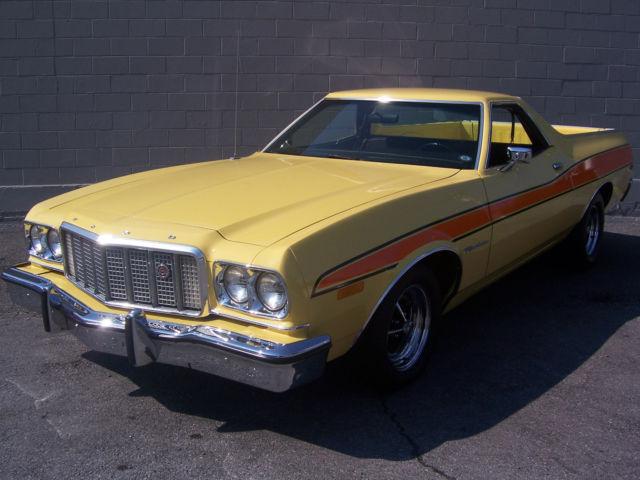 1976 Ford Ranchero Gt Only 88 000 Original Miles