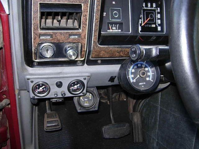 1976 Ford van, Hot Rod custom, Ford XL, Shorty, NO windows