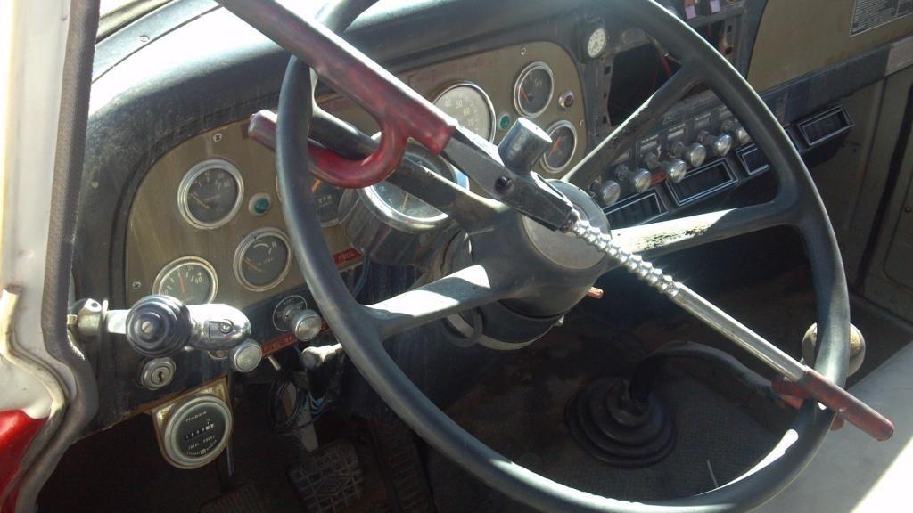 1976 International Loadstar 1700 Rare Crew Cab Arizona