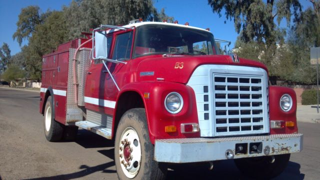 1976 INTERNATIONAL LOADSTAR 1800 RARE CREWCAB ARIZONA EX ...