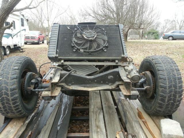 1976 K20 Chevrolet Chassis Frame built for Hummer Replica ...