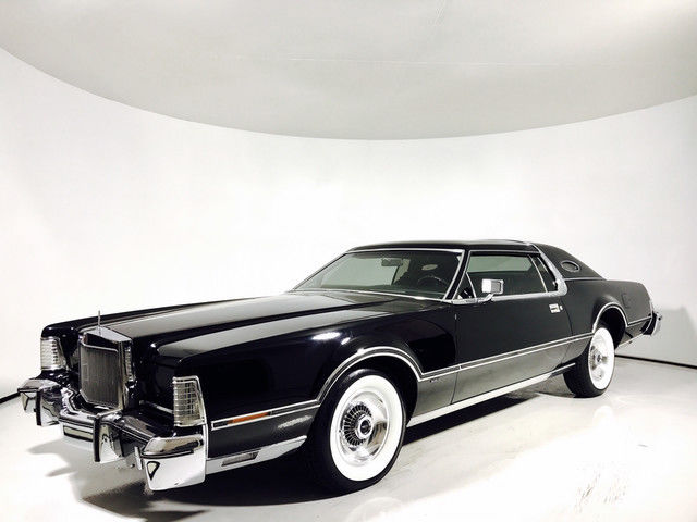 1976 lincoln continental mark iv black diamond edition. Black Bedroom Furniture Sets. Home Design Ideas