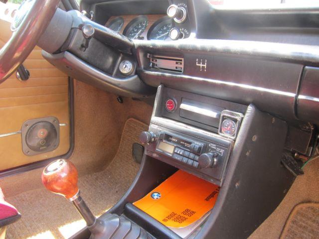1976 Malaga Tan Great Driver Restoration Project Classic Bmw Classic Bmw 2002 1976 For Sale