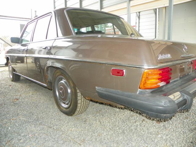 1976 mercedes 300d diesel classic mercedes benz 300 for Mercedes benz diesel cars for sale