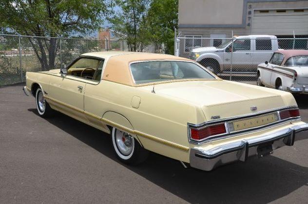 1976 Mercury Grand Marquis 2 Door Hardtop 460 Cid