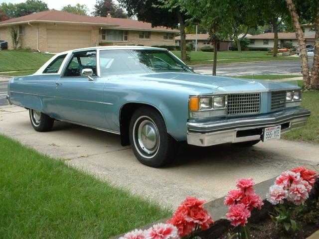 1976 Olds Regency 98 2 Door Coupe Oldsmobile Very Nice 455
