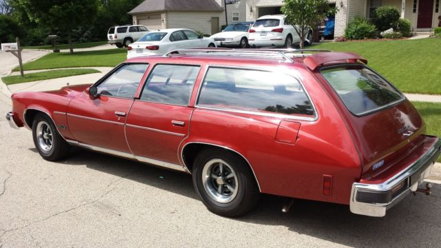 Pontiac Grand Lemans Safari Wagon No Reserve on Pontiac Grand Prix Seats
