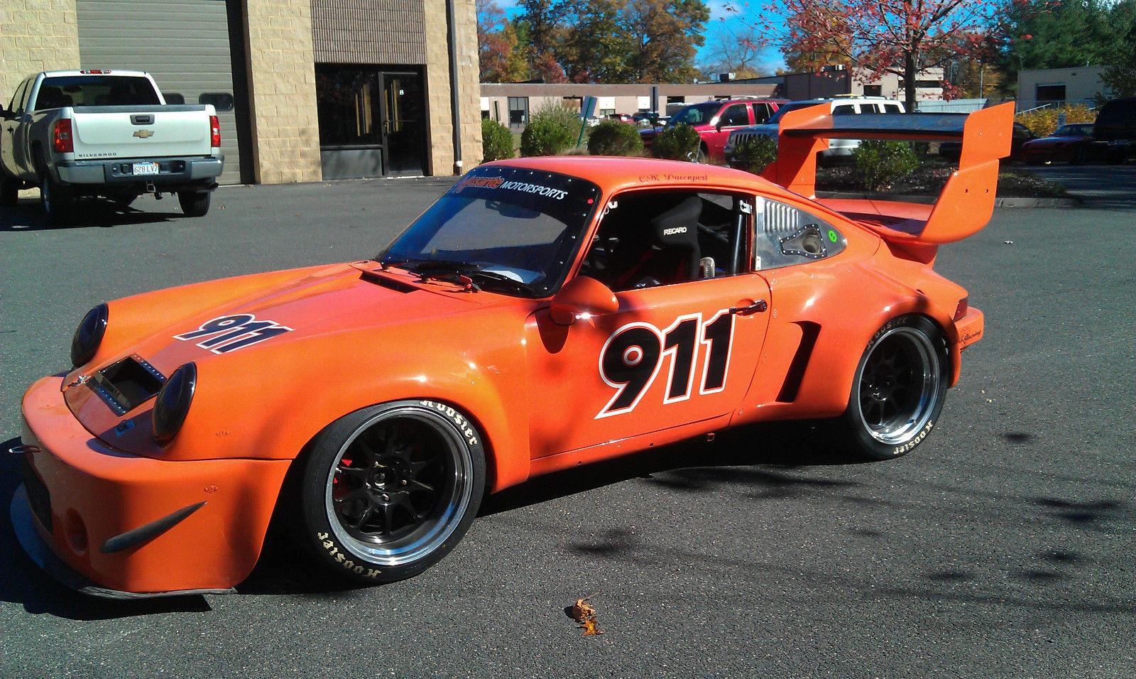 Classic Porsche Race Cars For Sale