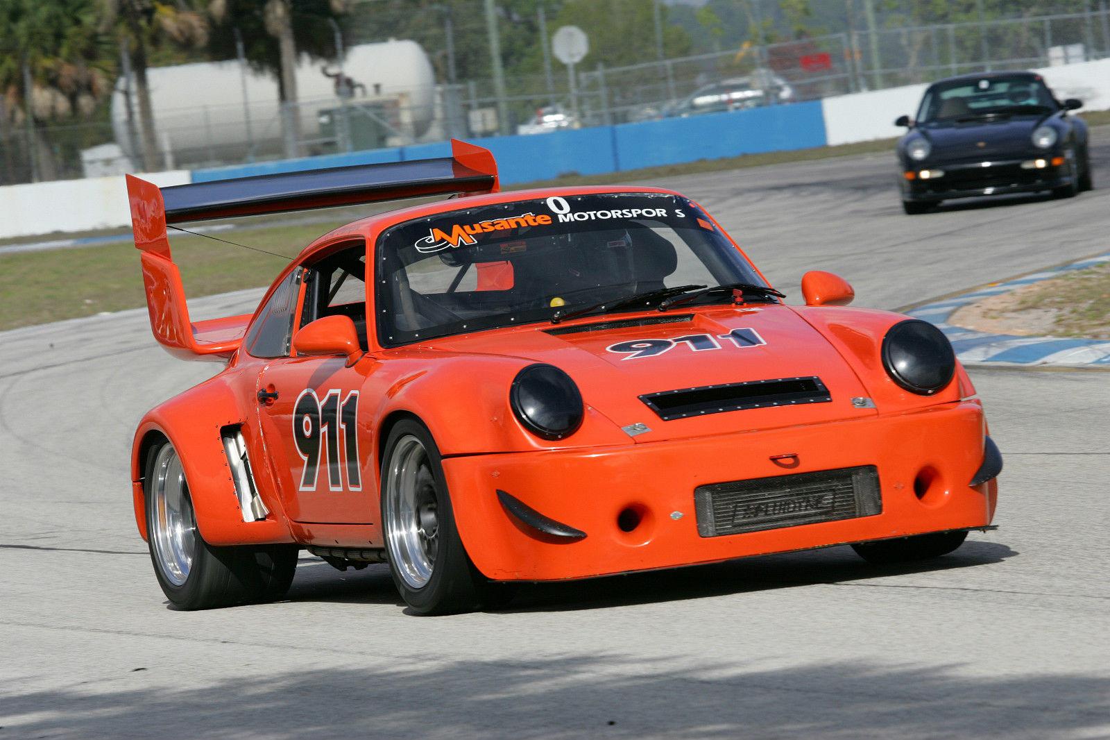 1976 Porsche 911 Rsr Race Car Classic Porsche 911 1976