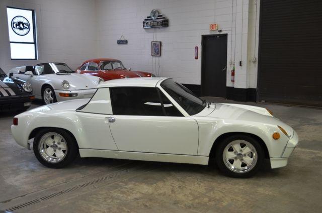 1976 Porsche 914 Gt Steel Flares Renegade Hybrid Ls1 V8