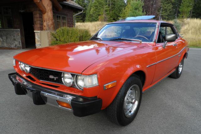 Toyota Of Bellevue >> 1976 TOYOTA CELICA ST 72,096 ORIGINAL MILES, ONE OWNER UNTIL 2014, 99% RUST FREE - Classic ...