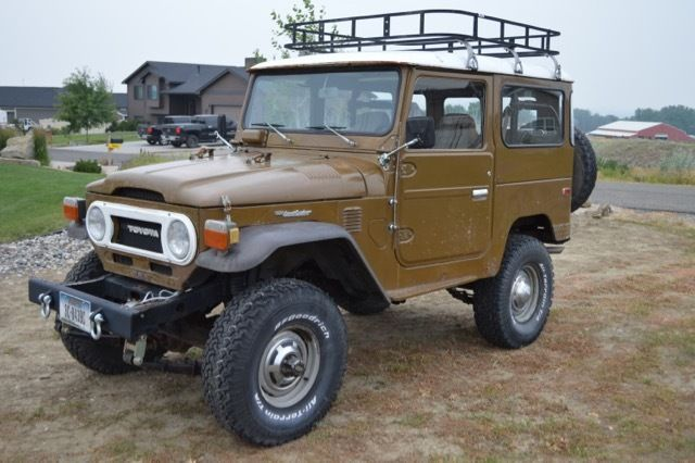 1976 toyota fj40 land cruiser with chevy 350 engine. Black Bedroom Furniture Sets. Home Design Ideas