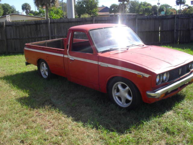 Toyota 22R For Sale >> 1976 Toyota Truck Hilux Longbed - Classic Toyota Other ...