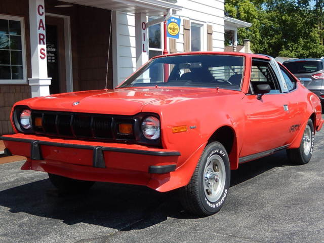 1977 77 Amc 2 Door No Engine Transmission Reserve