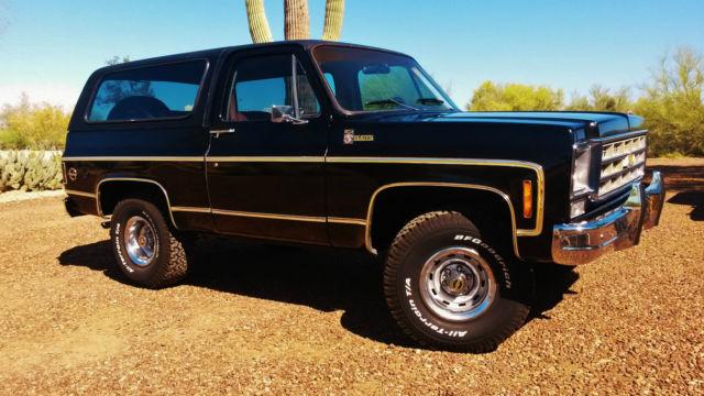 Chevrolet Blazer Used Cars For Sale