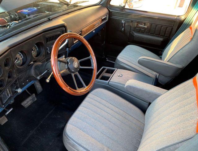 1977 Chevrolet C10 6 0l L96 4l80 Fitech Ultimate Ls