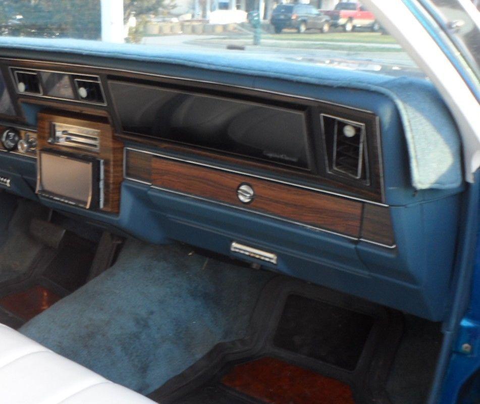 1977 Chevrolet Caprice Classic Landau Coupe 2-Door 5.7L ...
