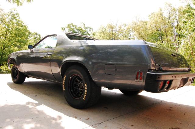 1977 Chevrolet El Camino Dragster Classic Chevrolet El