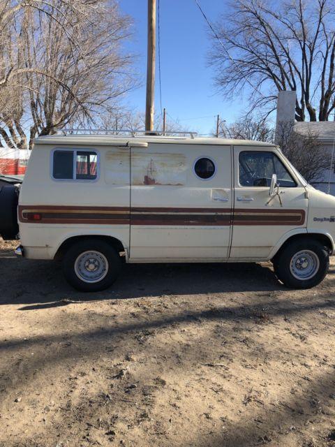 a480bb46aadc56 1977 Chevrolet  G20 Shorty Customized Van - Classic Chevrolet C-10 ...
