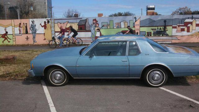 1977 Chevrolet Impala 2 Door Classic Chevrolet Impala