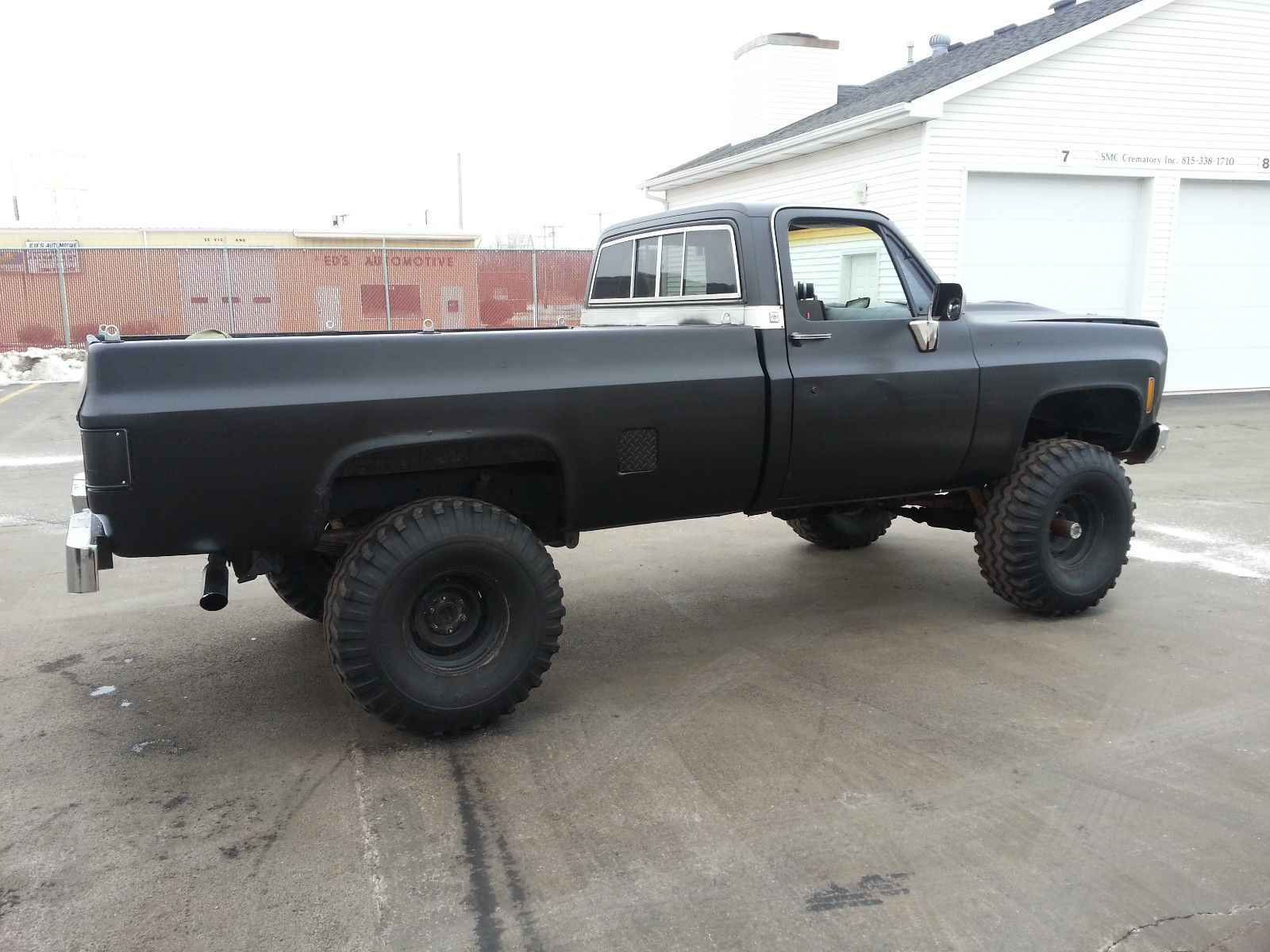 Illinois Car Title Transfer >> 1977 Chevrolet K10 Lifted, 4x4, 350ci, - Classic Chevrolet ...
