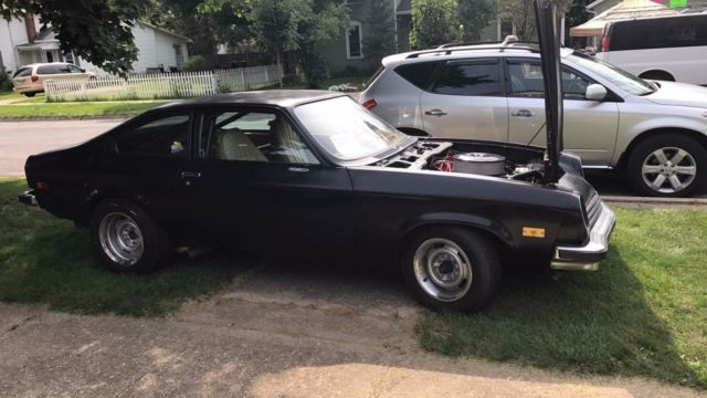 1977 Chevy Vega GT Chevrolet Hatchback Street Rod Hot Rod Drag Car