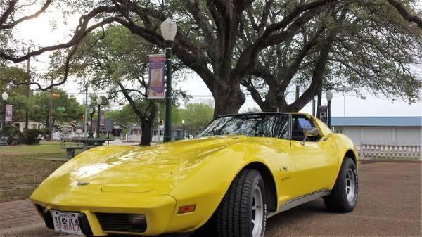 1977 corvette stingray c3 68 69 70 71 72 73 74 75 76 77 78