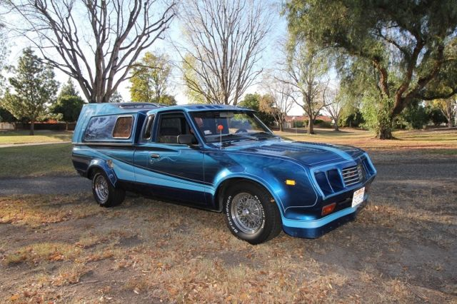1977 Datsun 620 pick up truck custom - Classic Datsun ...