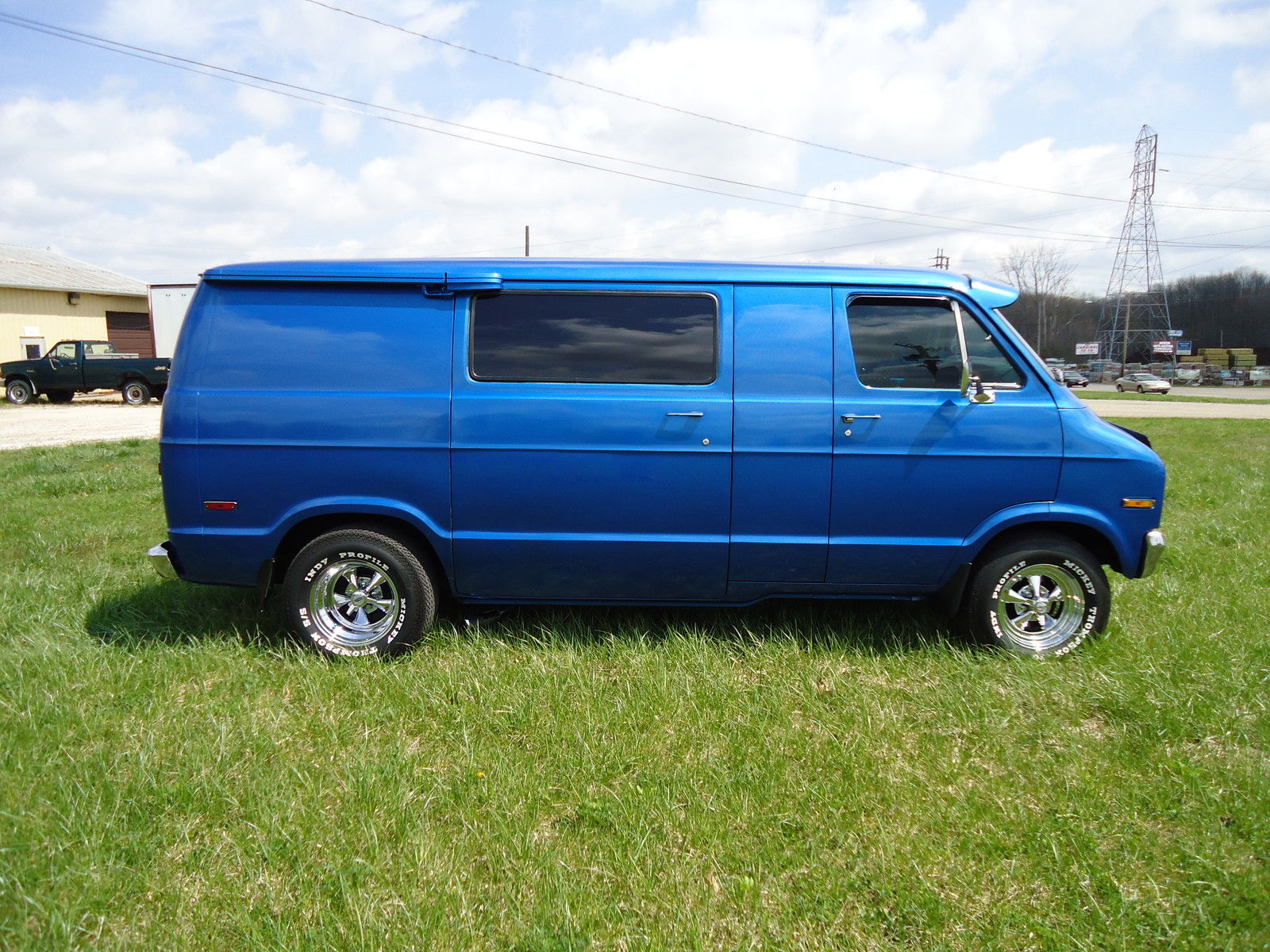 1977 dodge van - Classic Dodge Ram Van 1977 for sale