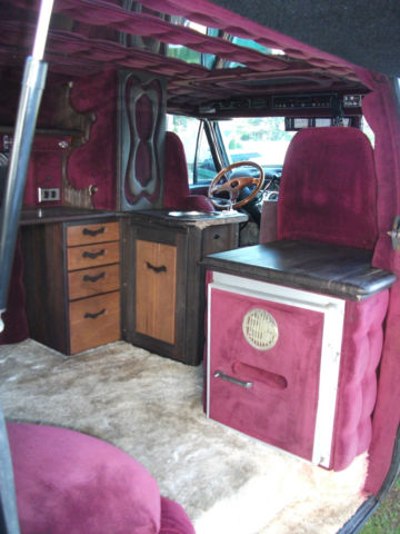 1977 Dodge Van Custom - Classic Dodge Ram Van 1977 for sale