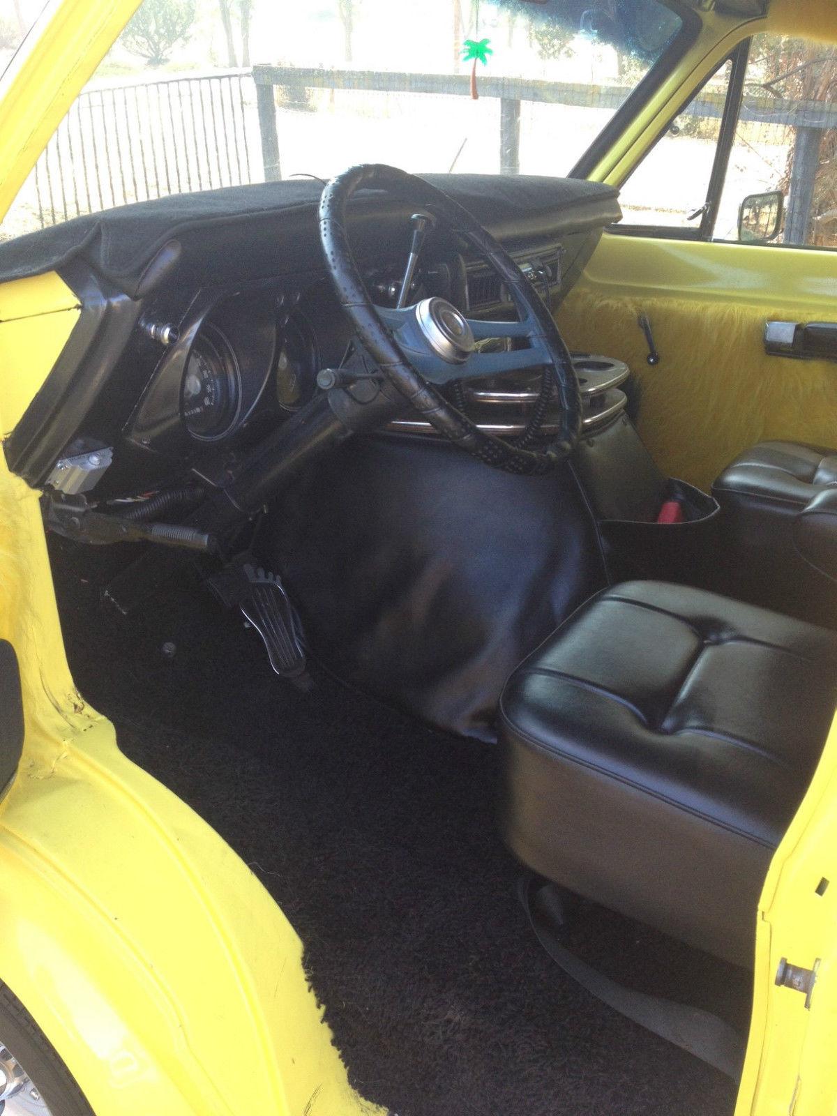 1977 Dodge Van Street Van Classic Cruiser Vintage
