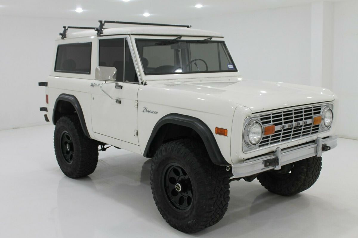 1977 Ford Bronco built with modern upgrades - Classic Ford ...