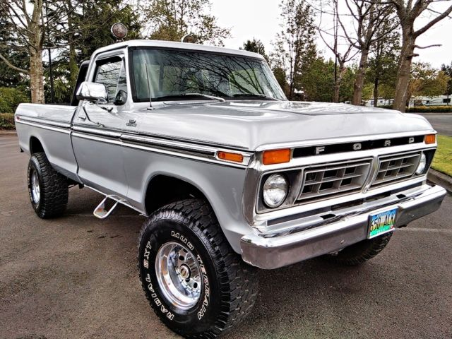 1977 Ford F 150 F 100 F 250 F 350 1973 1974 1975 1976 1978 1979 Classic Ford F 150 1977 For Sale