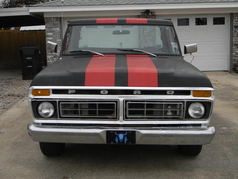 1977 ford f100 ranger project f150 2wd no engine no for F150 motor for sale