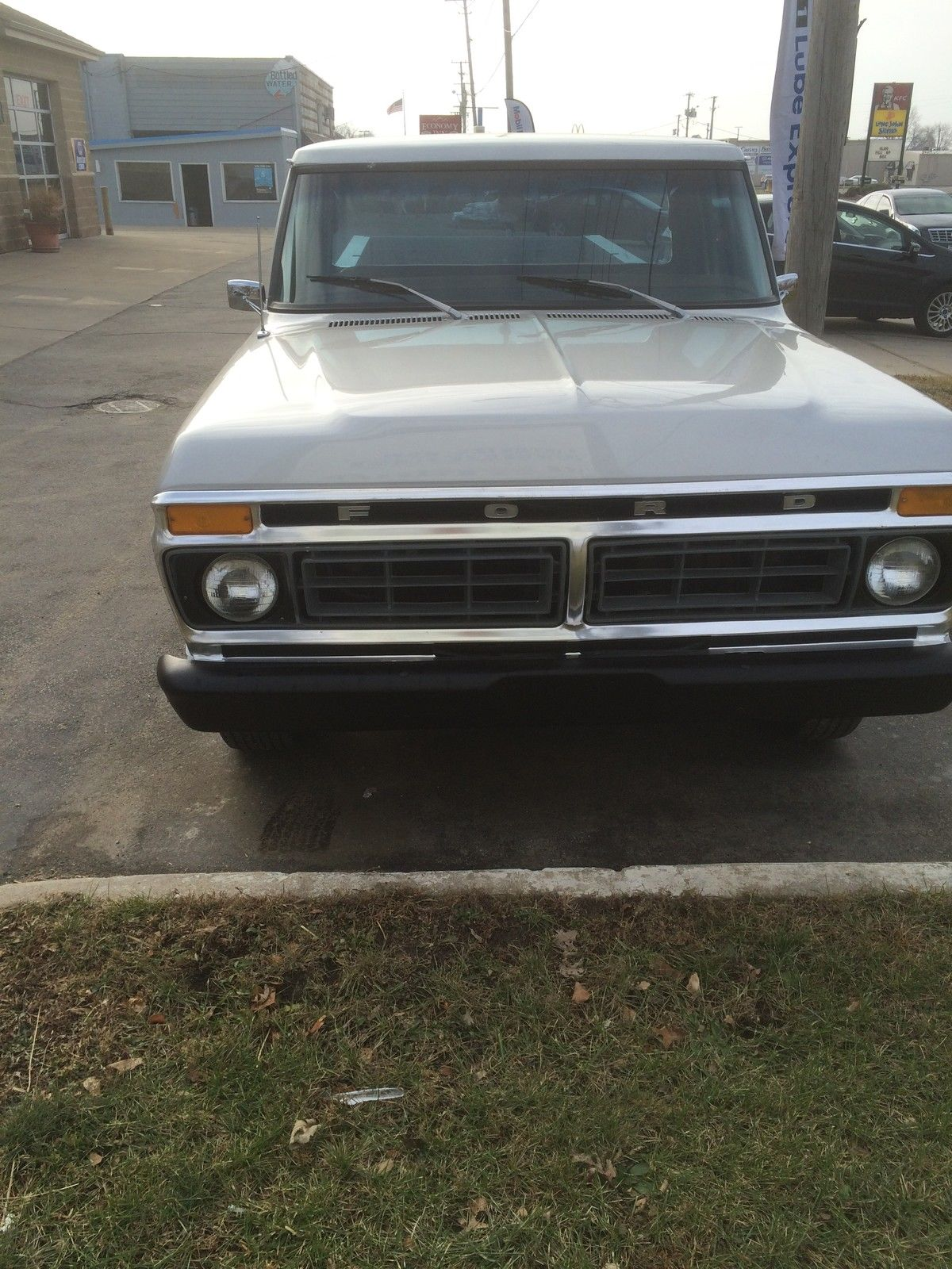 1977 Ford F150 1977 Ford F150 Stepside Long Bed 1977 Ford ...