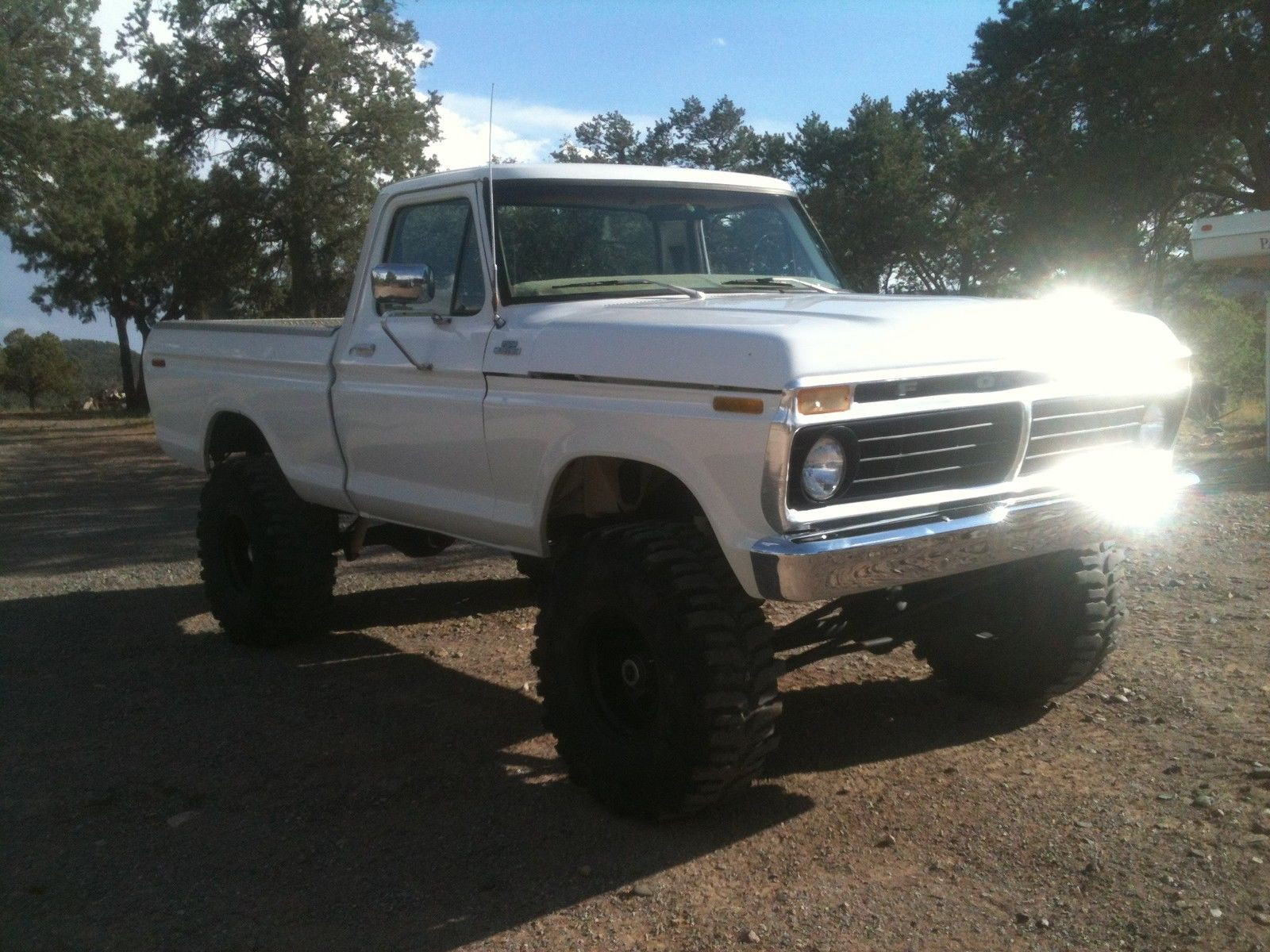 1977 ford f150 4x4 short bed classic ford f 150 1977 for sale. Black Bedroom Furniture Sets. Home Design Ideas