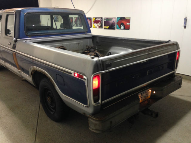 1977 ford f250 crew cab classic ford f 250 1977 for sale. Black Bedroom Furniture Sets. Home Design Ideas