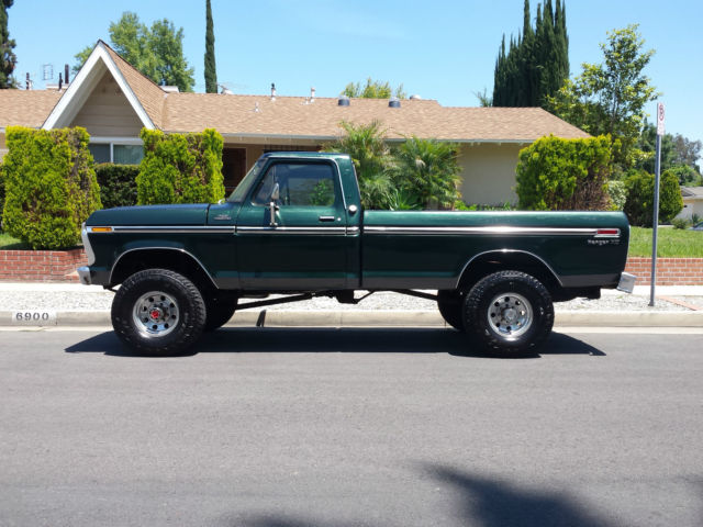 1977 Ford F250 Parts