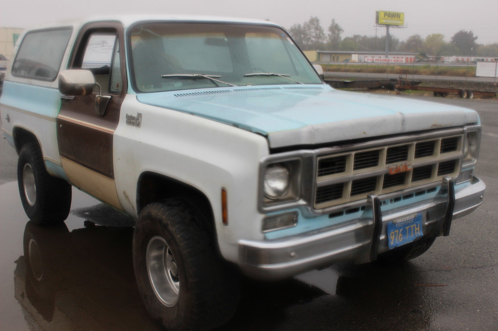 1977 Gmc Jimmy 4x4 One Owner Classic For Sale