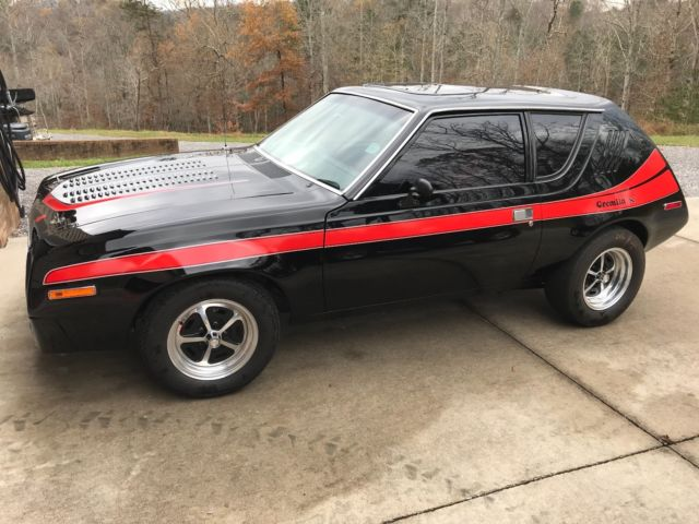 1977 gremlin race or show 760hp naturally aspirated amc 401 classic amc gremlin 1977 for sale. Black Bedroom Furniture Sets. Home Design Ideas