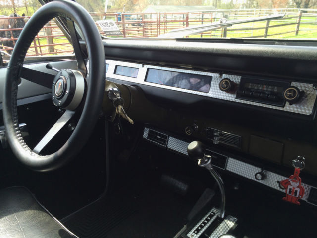 1977 International Scout Ii Fully Restored With Original