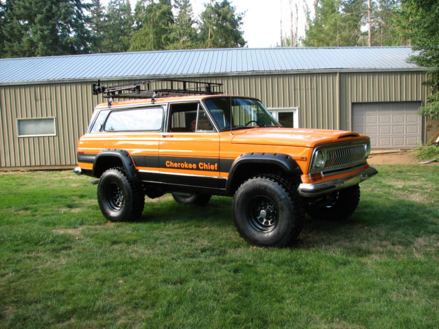 Lifted Jeep Cherokee For Sale >> 1977 Jeep Cherokee Chief Sport Wide Track 4x4 Restored Rebuilt Lifted Wagoneer - Classic Jeep ...