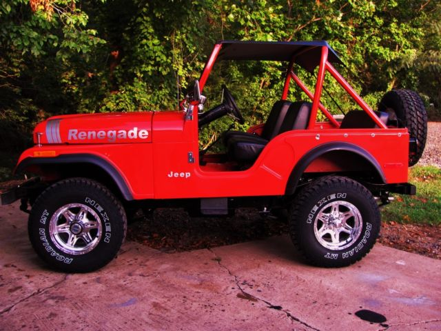 Cars For Sale In Arkansas >> 1977 Jeep CJ5 Factory 304 V-8, 3 Speed Trans. Power ...
