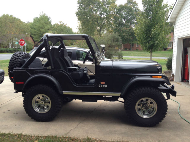 1977 jeep cj5 v8 304 classic jeep cj 1977 for sale. Black Bedroom Furniture Sets. Home Design Ideas