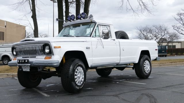 1977 Jeep J20 - Classic Jeep J20 1977 for sale