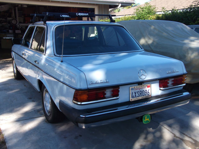 1977 Mercedes Benz 240d Classic Mercedes Benz 200 Series