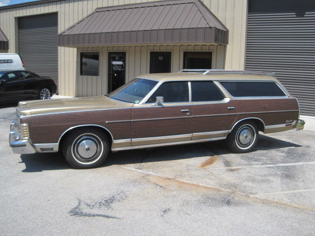wagon 129 000 original miles   classic mercury other 1977 for sale